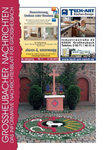 Großheubacher Nachrichten Ausgabe 11-2013 - STOPTEG Print ...