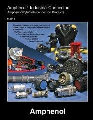 Amphenol Industrial Connectors - Bar-Tec LTD