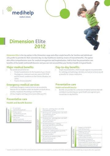 Dimension Elite - Medihelp