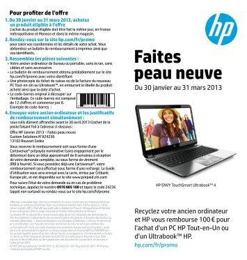 Leaflet A4 HP trade in v3.indd - LDLC.com
