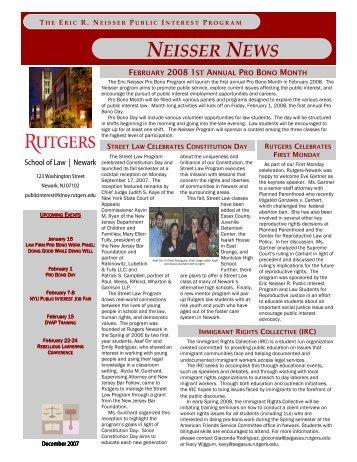 Newsletter Draft new.pdf - Rutgers School of Law-Newark