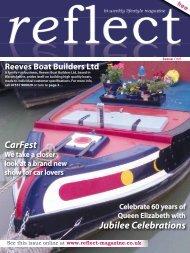 Jubilee Celebrations CarFest - Reflect Magazine