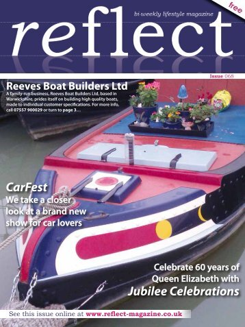 Jubilee Celebrations CarFest - Reflect Magazine