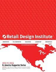 N. America Supporter Series - Retail Design Institute