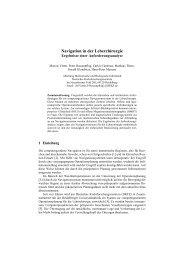 Navigation in der Leberchirurgie - Dkfz