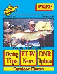 Summer 2008 Issue - Wvasportsman.net