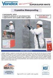 Vandex Super - Safeguard Europe Ltd.
