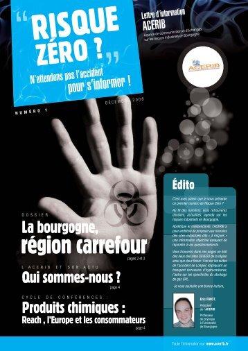 La Bourgogne, région carrefour - Acerib.fr
