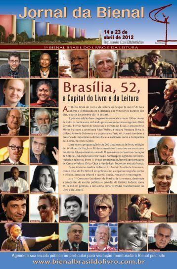 Brasília, 52, - Secretaria de Estado de Cultura do Distrito Federal ...
