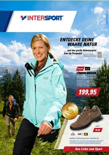 ENTDECKE DEINE WAHRE NATUR - Sport-Goslar