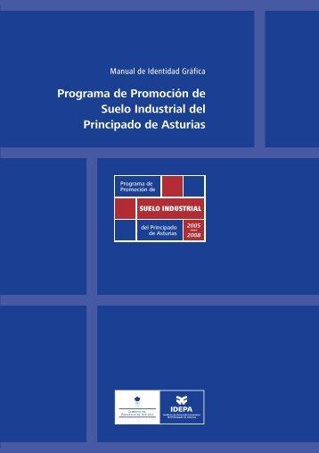 Manual de Identidad Grafica (Programa 2005-2008) - Idepa