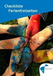 Checkliste Ferienfreizeiten - BDKJ Bayern