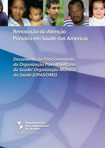 Renovação da Atenção Primária em Saúde nas Américas - Parlatore