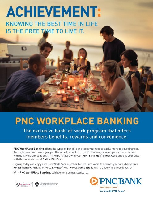 PNC WORKPLACE BANKING - Ridgewood Chamber of Commerce