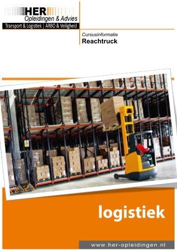 Logistiek - Reachtruck - HER Opleidingen