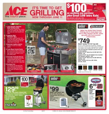 GRILLING - Buehlers.com