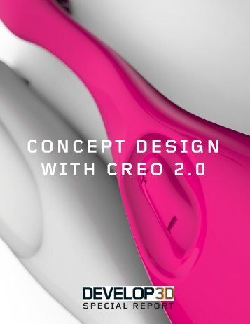 CONCEPT DESIGN WITH CREO 2.0