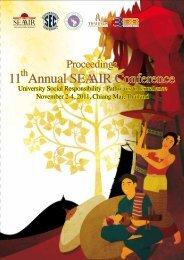 Proceedings - seaair