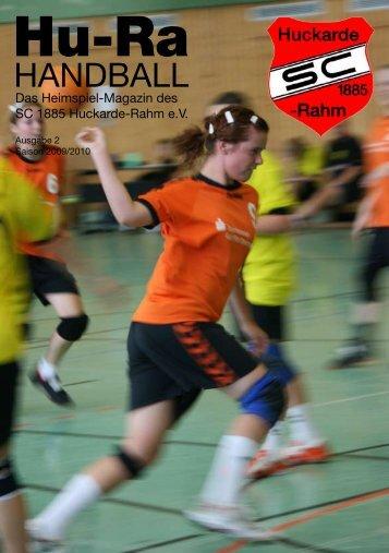 Spielberichte - SC-Huckarde-Rahm