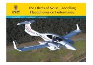 The Effects of Noise Cancelling Headphones on Performance - ASASI