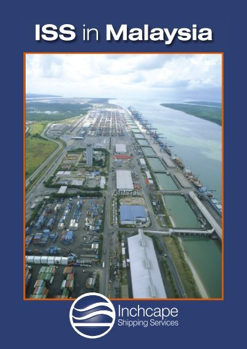 Malaysia Brochure.pdf - Inchcape Shipping Services