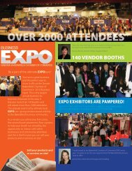 download the vendor application here - Greater Bakersfield ...