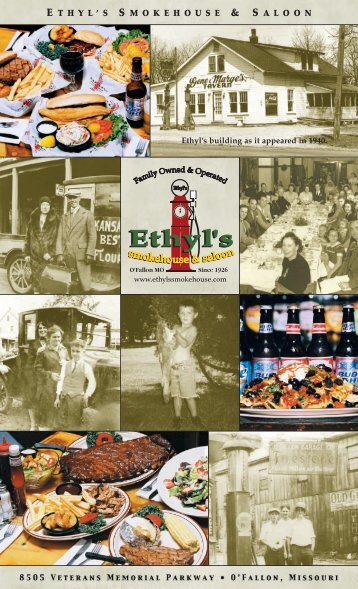 Ethyl's Smokehouse & Saloon