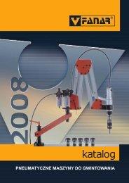 Pneumatyczne maszyny do gwintowania - HB Tools Kft.