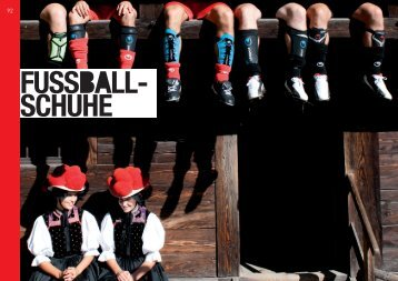 Uhlsport Schuhe Katalog 2011