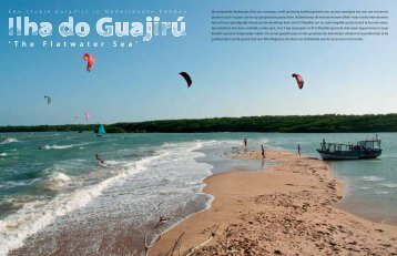 ' T h e F l a t w a t e r S e a ' - Ilha do Guajiru