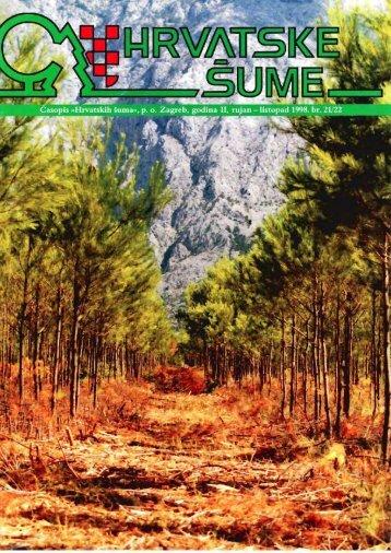 vijesti - Hrvatske šume