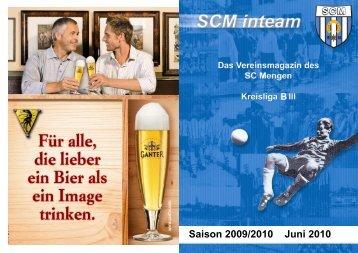 Jutta Keller - SC Mengen