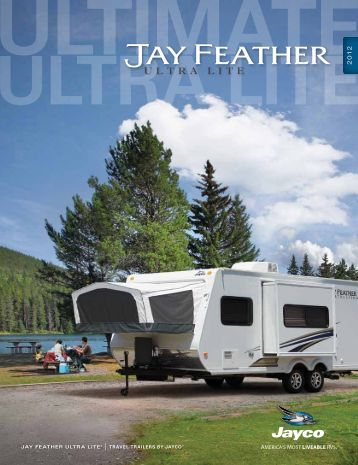 jay feather ultra lite® | travel trailers by jayco®