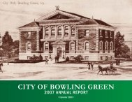 annual report for web.qxp - City of Bowling Green, KY