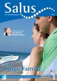 Ihr Gutfühlmagazin 2/10 Das neue Kursprogramm ... - Salus BKK