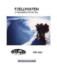 VÃ¥r 2000 - OSI Fjell