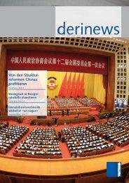 Von den Struktur reformen Chinas profitieren - Bank Vontobel AG