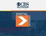 Digital Billboard Advertising - CBS Outdoor