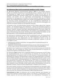 Das Softwaretool EInrA und die energetische Inspektion von RLT ...