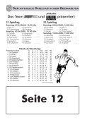 Sportheft des SC Hofstetten - +++ Sport Club Kappel am Rhein +++ - Seite 6
