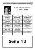 Sportheft des SC Hofstetten - +++ Sport Club Kappel am Rhein +++ - Seite 7