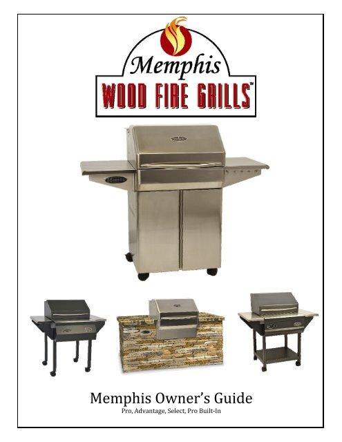 Memphis Grill Manual Pub Hearthland