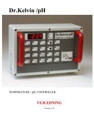 Vejledning og Installation - Klima Design A/S
