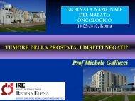 Ospedale ad intensità di cure Prof Michele Gallucci - Favo