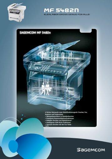 MF 5482n - Sagemcom