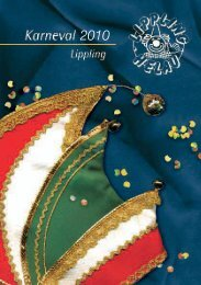 Karnevalsbuch 2010