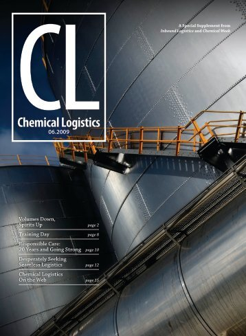 Chemical Logistics - Inbound Logistics
