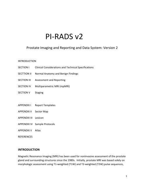 prostate mri pirads 4 in anterior zone