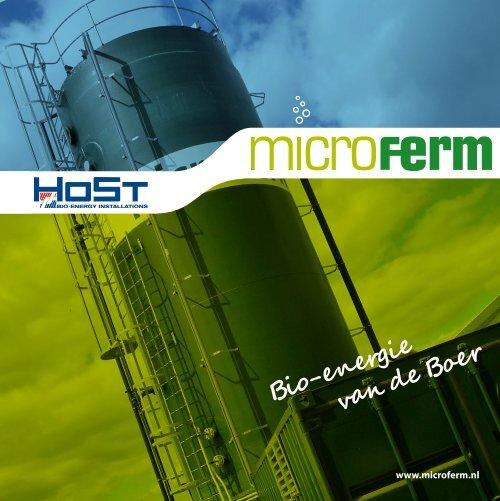 Bio-energie van de Boer - HoSt