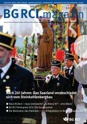 Ausgabe Juli / August 2012 - Chempark